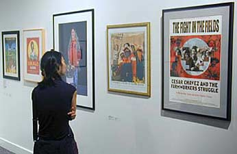 Viewing Chicano poster art