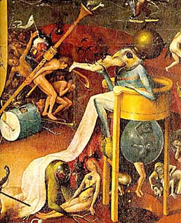 The Garden of Earthly Delights, porno?