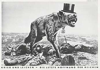 Photomontage by John Heartfield, 1932
